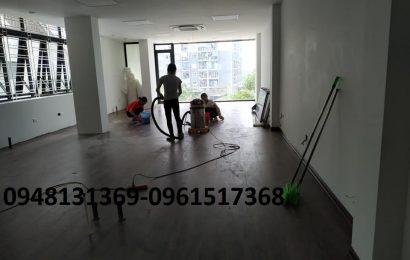 Dịch vụ vệ sinh trường học, làm sạch trường học